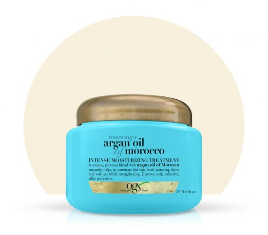 Маска для волос OGX Renewing Argan oil Of Marocco Intense Moisturizing Treatment