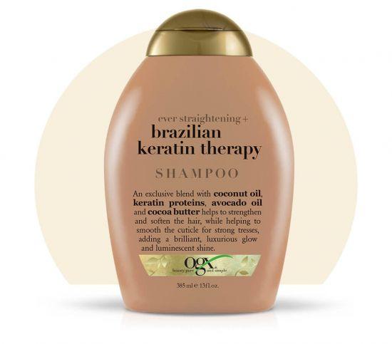 Шампунь для волос OGX Brazilian Keratin Therapy