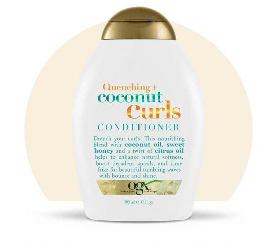 Кондиционер для вьющихся волос OGX Coconut Curls