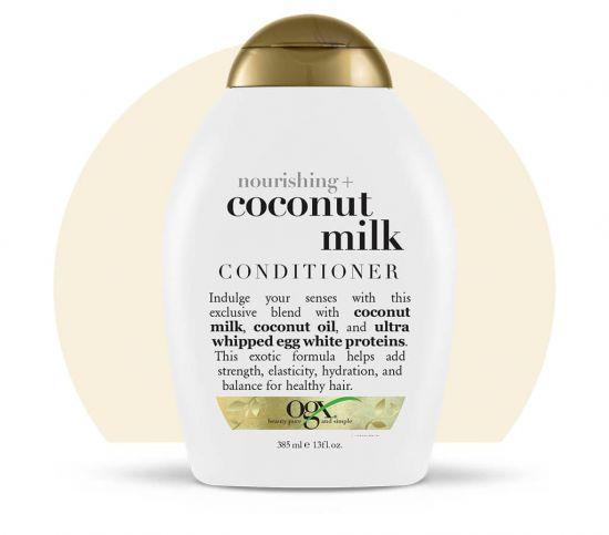 Питательный кондиционер для волос OGX Coconut Milk