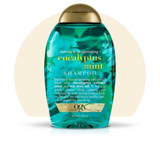 Шампунь для волос OGX Eucalyptus Mint
