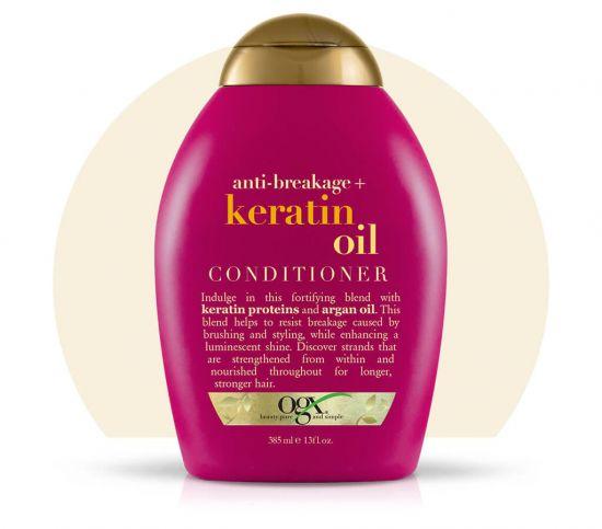 Кондиционер для волос OGX Keratin Oil