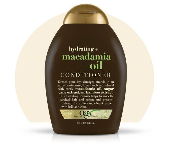 Кондиционер для волос OGX Macadamia Oil