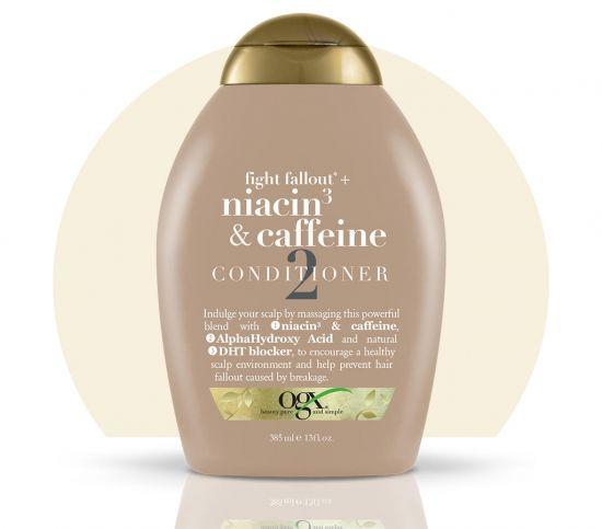 Кондиционер для волос OGX Niacin3 & Caffeine