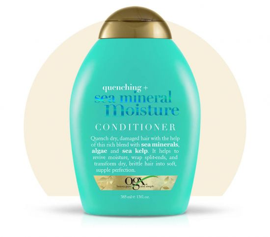 Кондиционер для волос OGX Sea Mineral Moisture