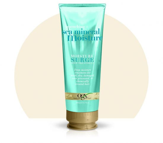 Интенсивный уход OGX Sea Mineral Moisture Surge Deep Treatment