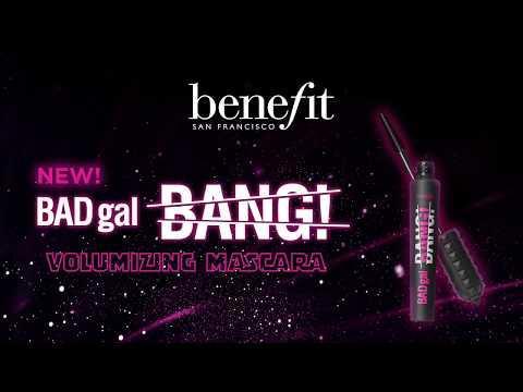 Тушь для объема ресниц Benefit BADgal BANG! Volumizing Mascara