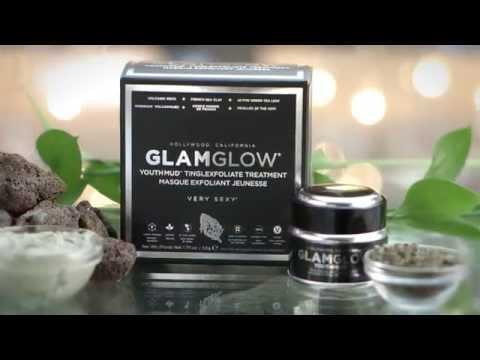Маска на основе глины GLAMGLOW YOUTHMUD™ TINGLEXFOLIATE TREATMENT
